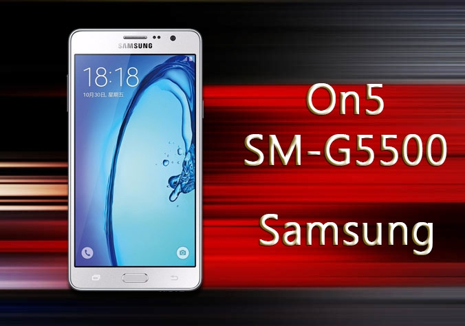 Samsung Galaxy On5 SM-G5500 Dual SIM