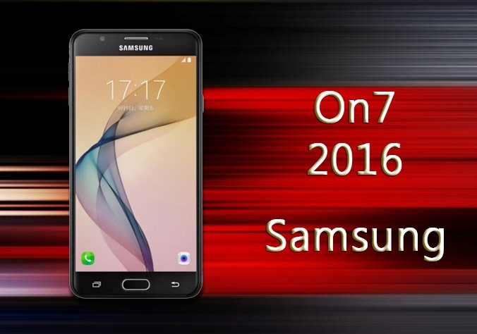 Samsung Galaxy On7 (2016) Dual SIM Mobile Phone