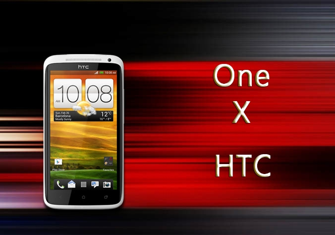 HTC One X - 16GB