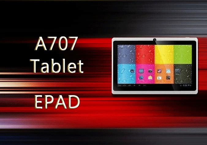 EPAD A707 Tablet