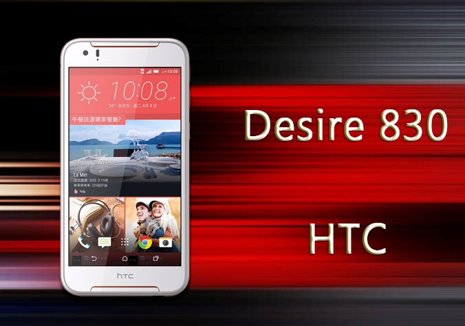 HTC Desire 830 Mobile Phone
