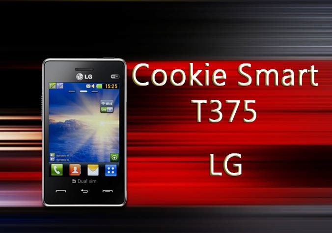 LG Cookie Smart T375