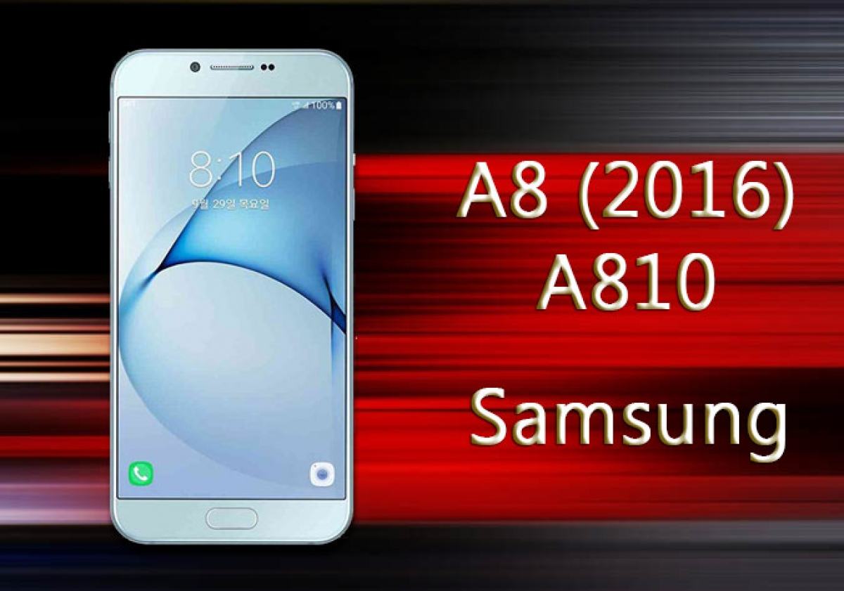 Samsung Galaxy A8 (2016) Dual SIM Mobile Phone