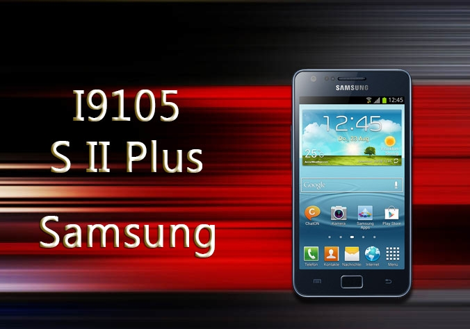 Samsung Galaxy S II Plus I9105 - 8GB
