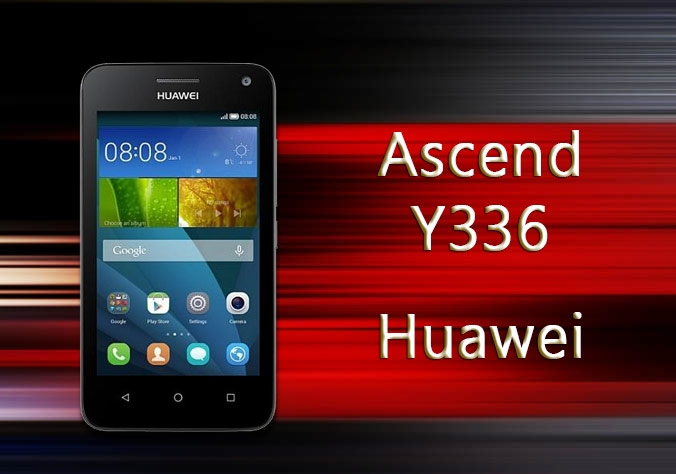 Huawei Ascend Y336 Dual SIM Mobile Phone