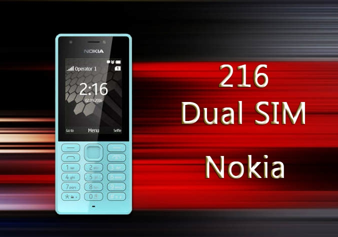Nokia 216 Mobile Phone