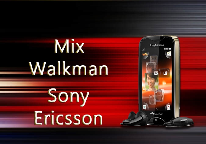 Sony Ericsson Mix Walkman WT13
