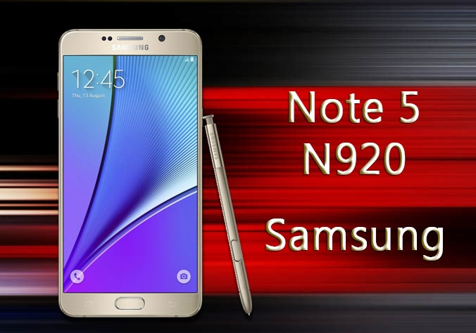 Samsung Galaxy N920 Note 5