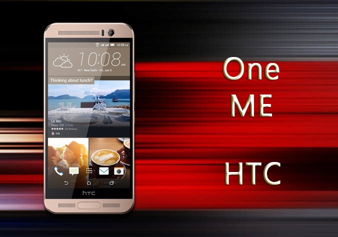 HTC One ME Mobile Phone
