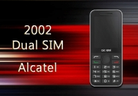 Alcatel 2002 Mobile Phone