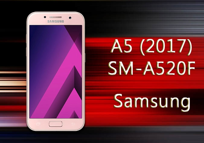 Samsung Galaxy A5 (2017) Dual SIM Mobile Phone