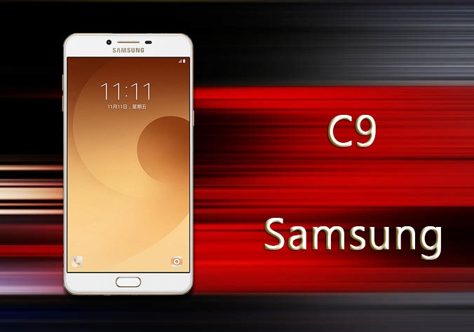 Samsung Galaxy C9 Pro Mobile Phone