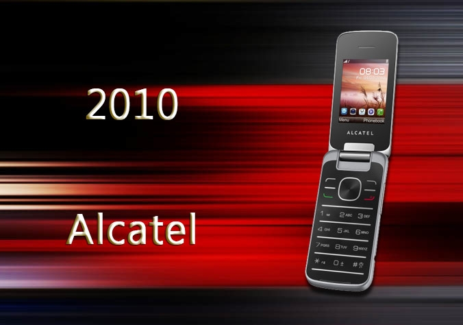 Alcatel 2010 Mobile Phone