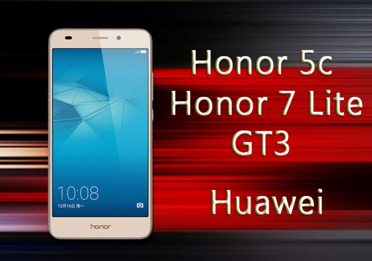 Huawei Honor 5c Dual SIM Mobile Phone