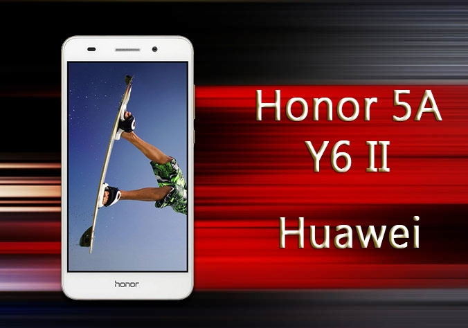 Huawei Honor 5A (Y6 II) Dual SIM Mobile Phone