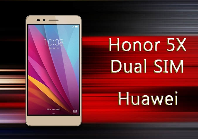 Huawei Honor 5X Dual SIM Mobile Phone
