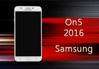 Samsung Galaxy On5 (2016) Dual SIM Mobile Phone