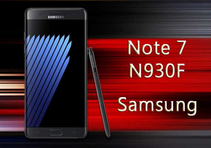 Samsung Galaxy Note 7 SM-N930F Mobile Phone
