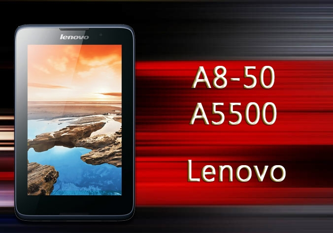 Lenovo A8-50 A5500 Tablet